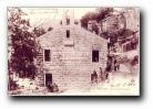 photo du temple protestant à Aullène, juin 1905
