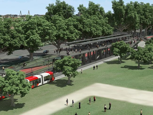 A new light rail project in Sydney makes these areas a good candidate for providing extra