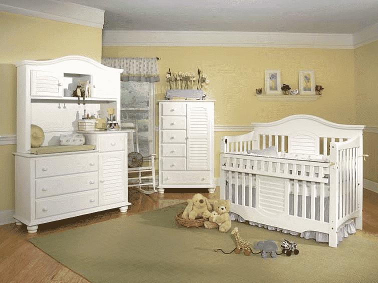 20 Estilos E Ideas Para Decorar La Habitación Del Bebé Recién Nacido