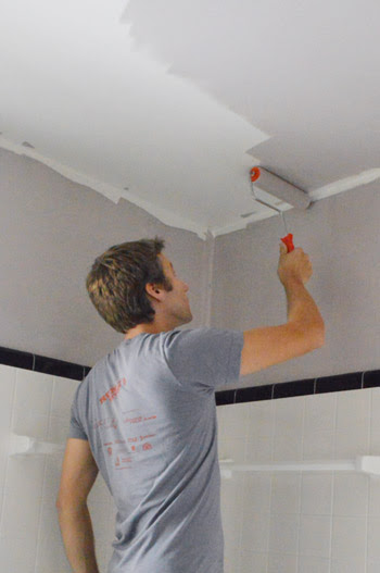 Painting The Bathroom | Young House Love