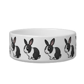 Cartoon Rabbit Bowl