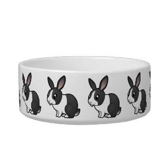 Cartoon Rabbit Bowl