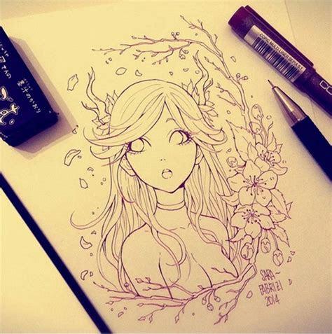 amazing anime drawings  manga faces bored art