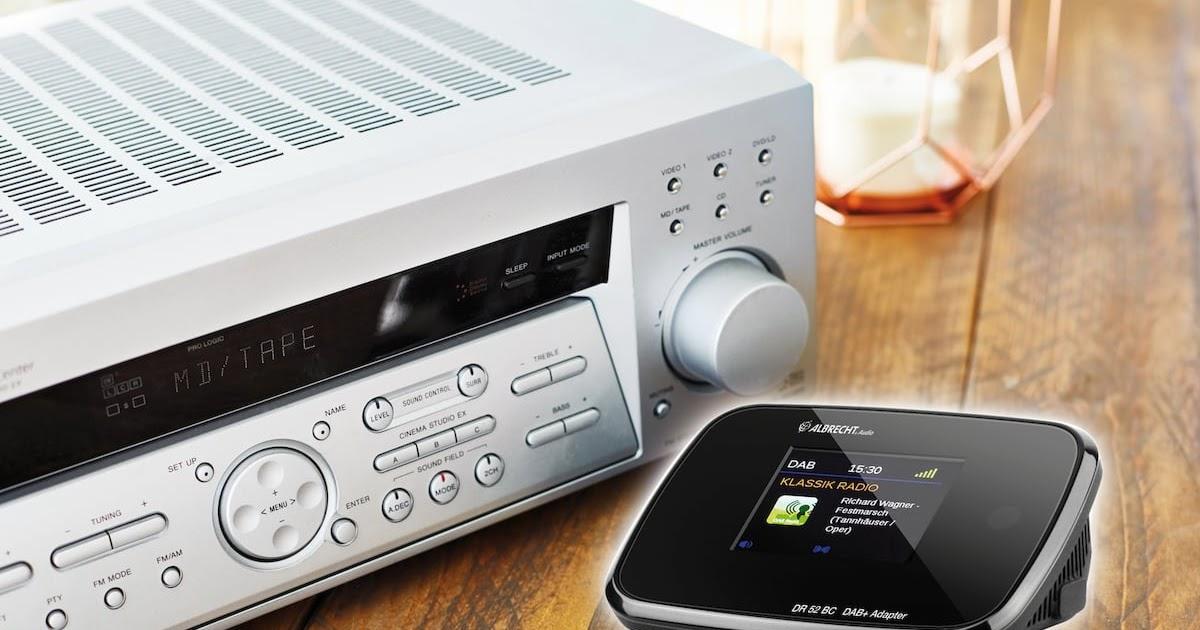drugerrioriff: Analog radio auf digital umrüsten