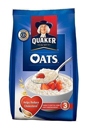 Quaker Oats, 1 kg Pouch