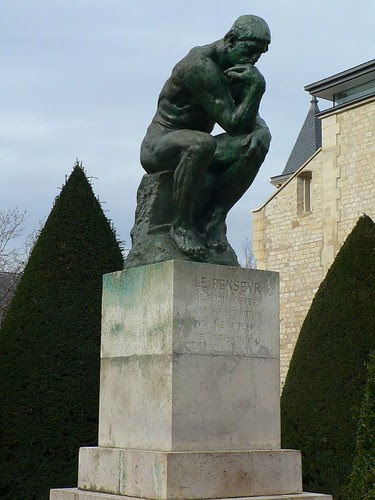 Rodin Museum, Paris by khera875