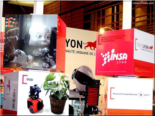 Innovo, le stand de Only Lyon