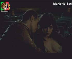 Marjorie Estiano nua no filme Beatriz