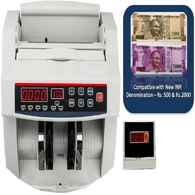 Swaggers  Note Counting Machine  (Thousand notes / min)