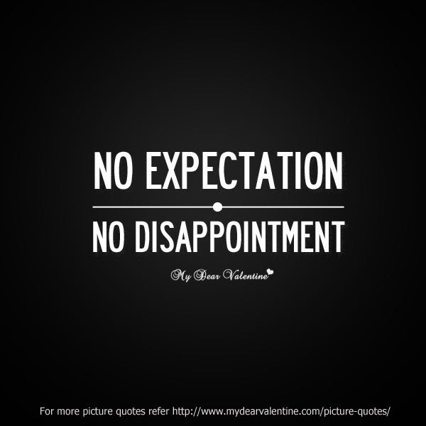 Quotes About Sad Disappointment 25 Quotes
