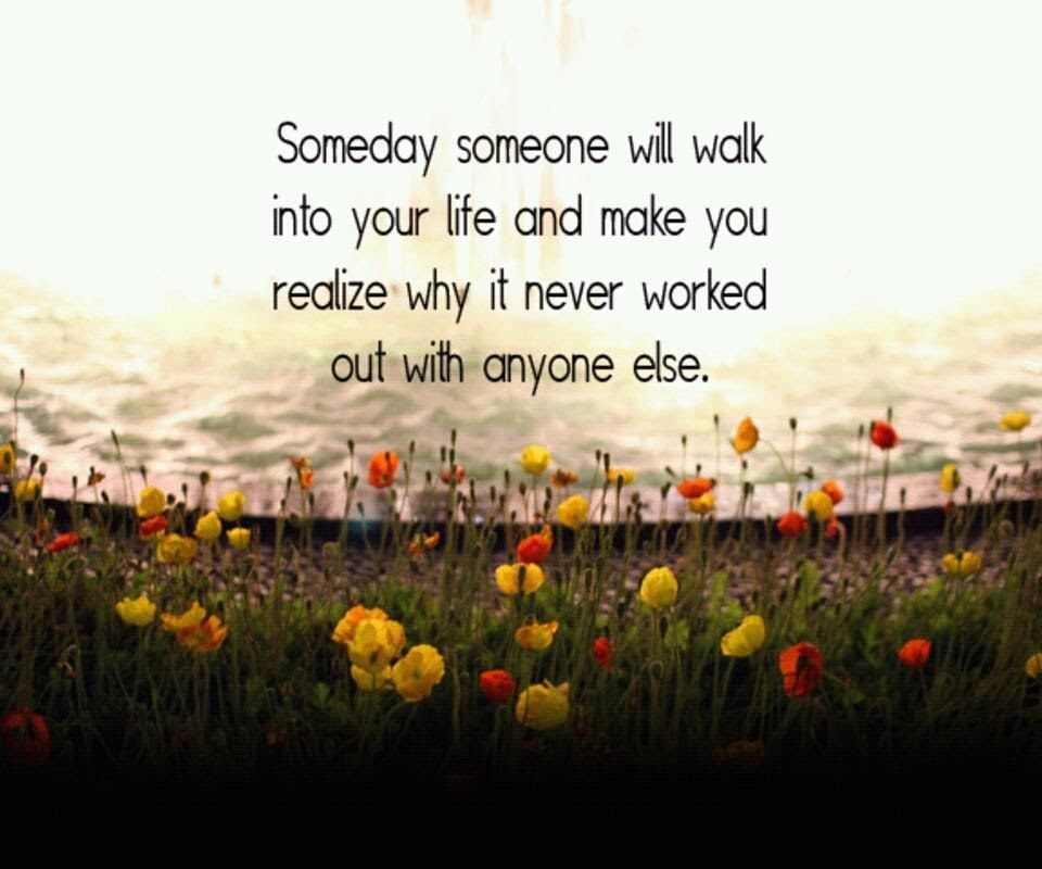 Waiting For Someone Special Quote Quote Number 611207 Picture Quotes