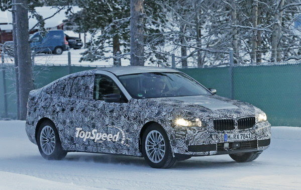 2017 Bmw 5 Gt Review