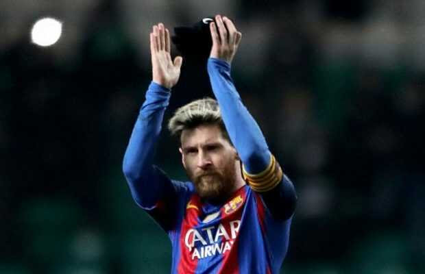 BREAKING!! Barcelona Star Lionel Messi Signs New Contract ...