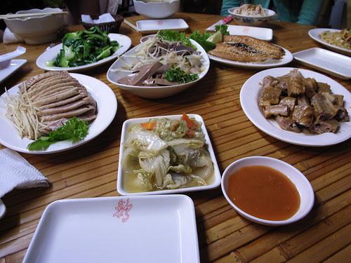 台灣鵝肉食堂