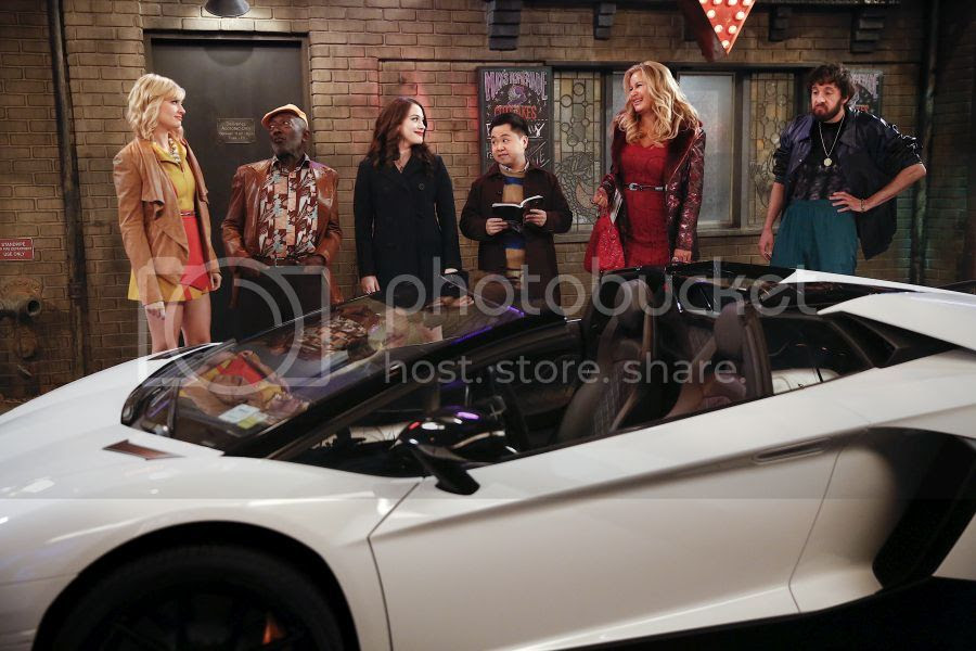 2 Broke Girls The Complete Fourth Season