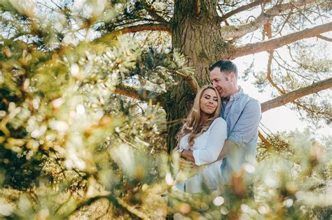 Cannock Chase Engagement   Staffordshire Photographer