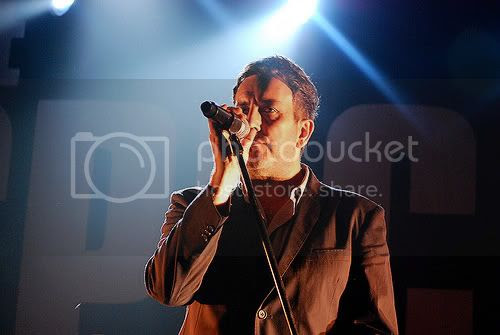 Terry Hall of The Specials: photo by Michael Ligon