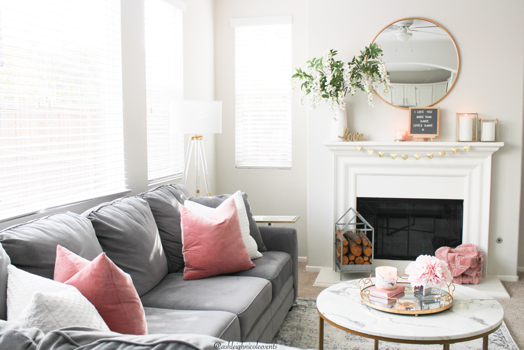 Category Valentines Day Living Room Decor Ashleigh Nicole