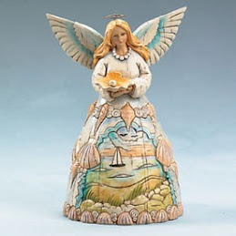 Our Lady of the Pearl Angel