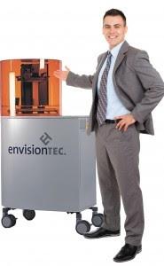 envisionTEC perfactory 4 price