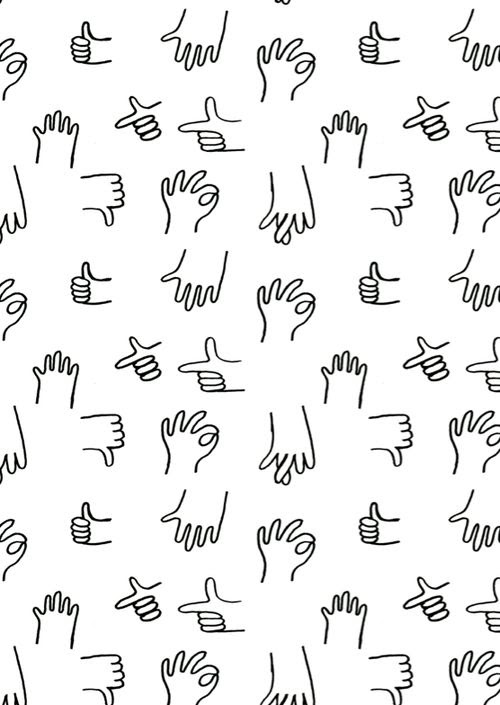 notesondesign:  too many hands