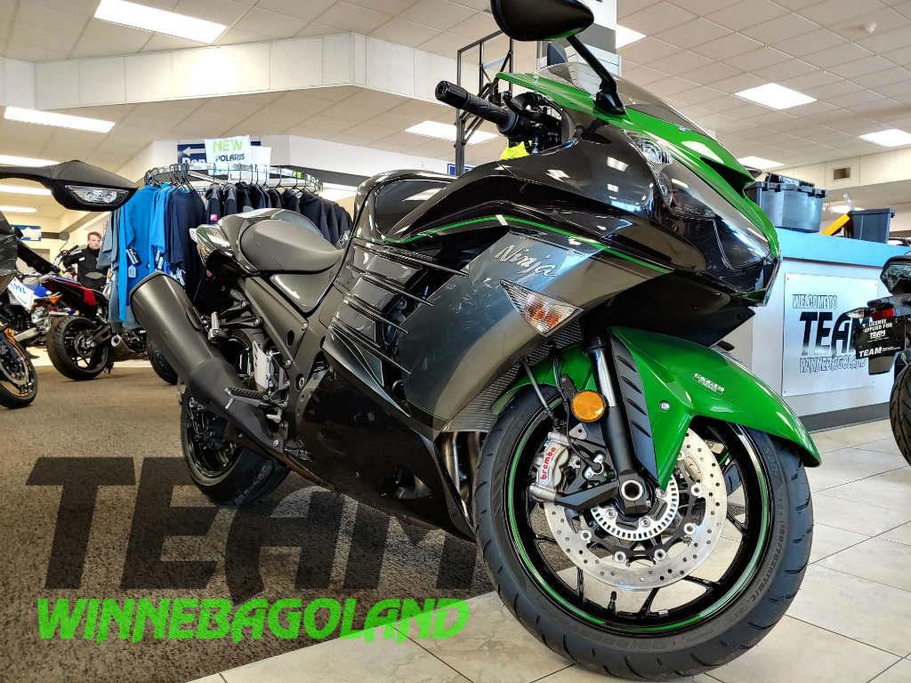 2019 Kawasaki Ninja Zx 14r