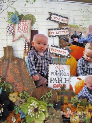 My Little Pumpkin by Lynne Forsythe