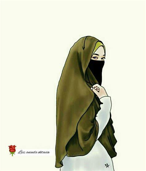 Gambar Kartun Muslimah Gaul Semua Yang Kamu Mau