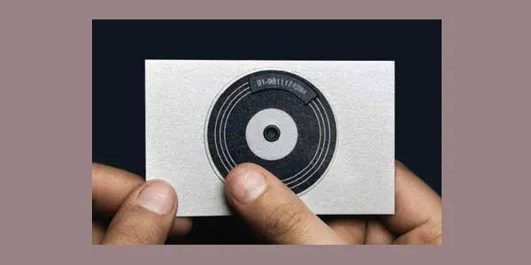 DJ Mohit Business Card