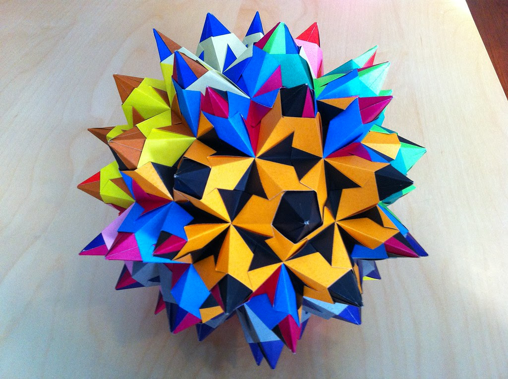 Bascetta Star Rhombicosidodecahedron (Paolo Bascetta)