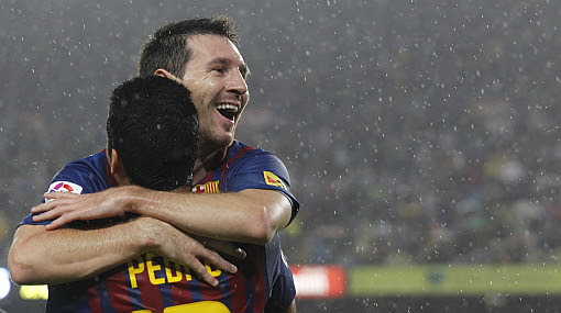 Lionel Messi, Radamel Falcao García