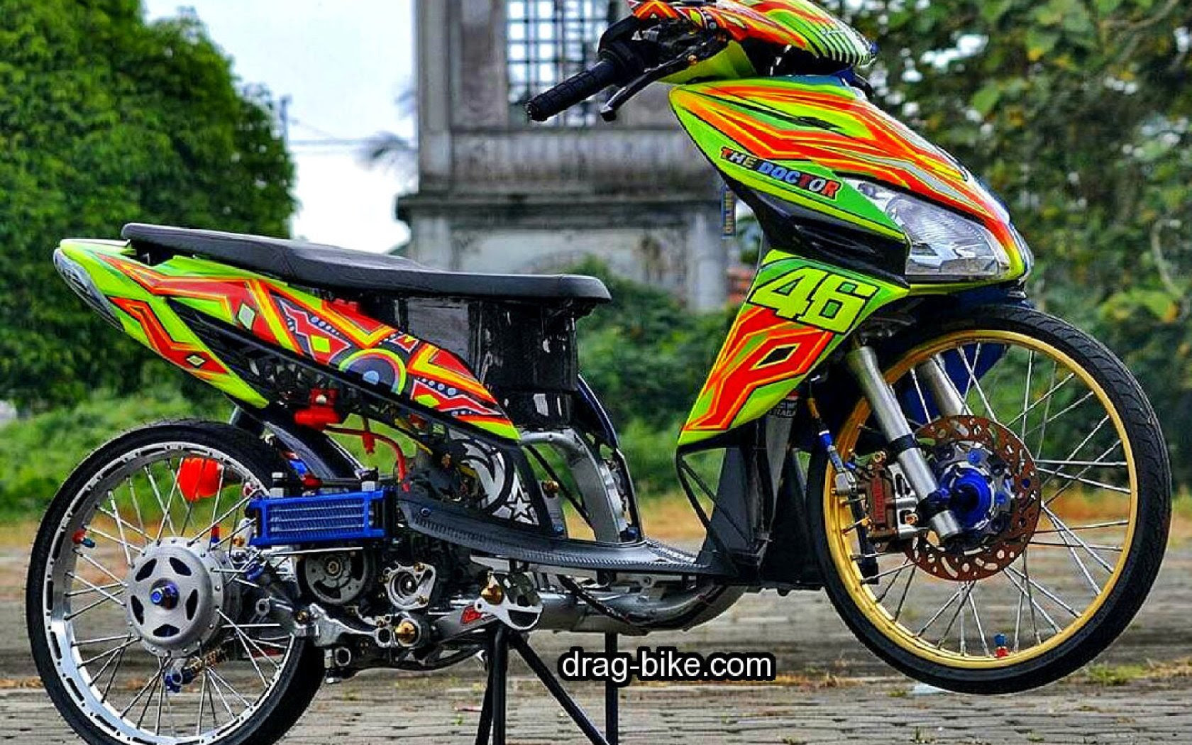 Gambar Modifikasi Motor Vario 150cc Terupdate Earth Modification