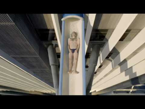 Barclay card advert- waterslide 2008 [HQ]