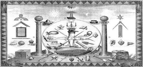 Le Temple de Salomon : une série sur les origines de la franc-maçonnerie, la Kabbale et la magie noire (Doc) [VF]