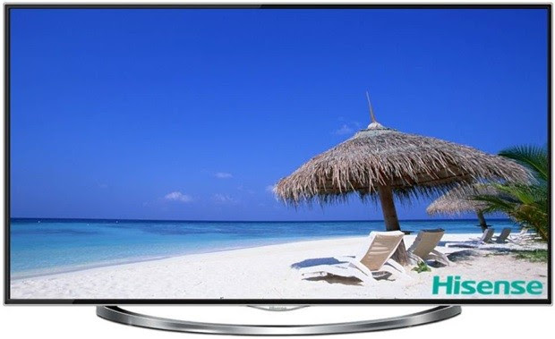 Hisense jumps into 4K TVs with the XT880, promises Android 40 and a sane TV size