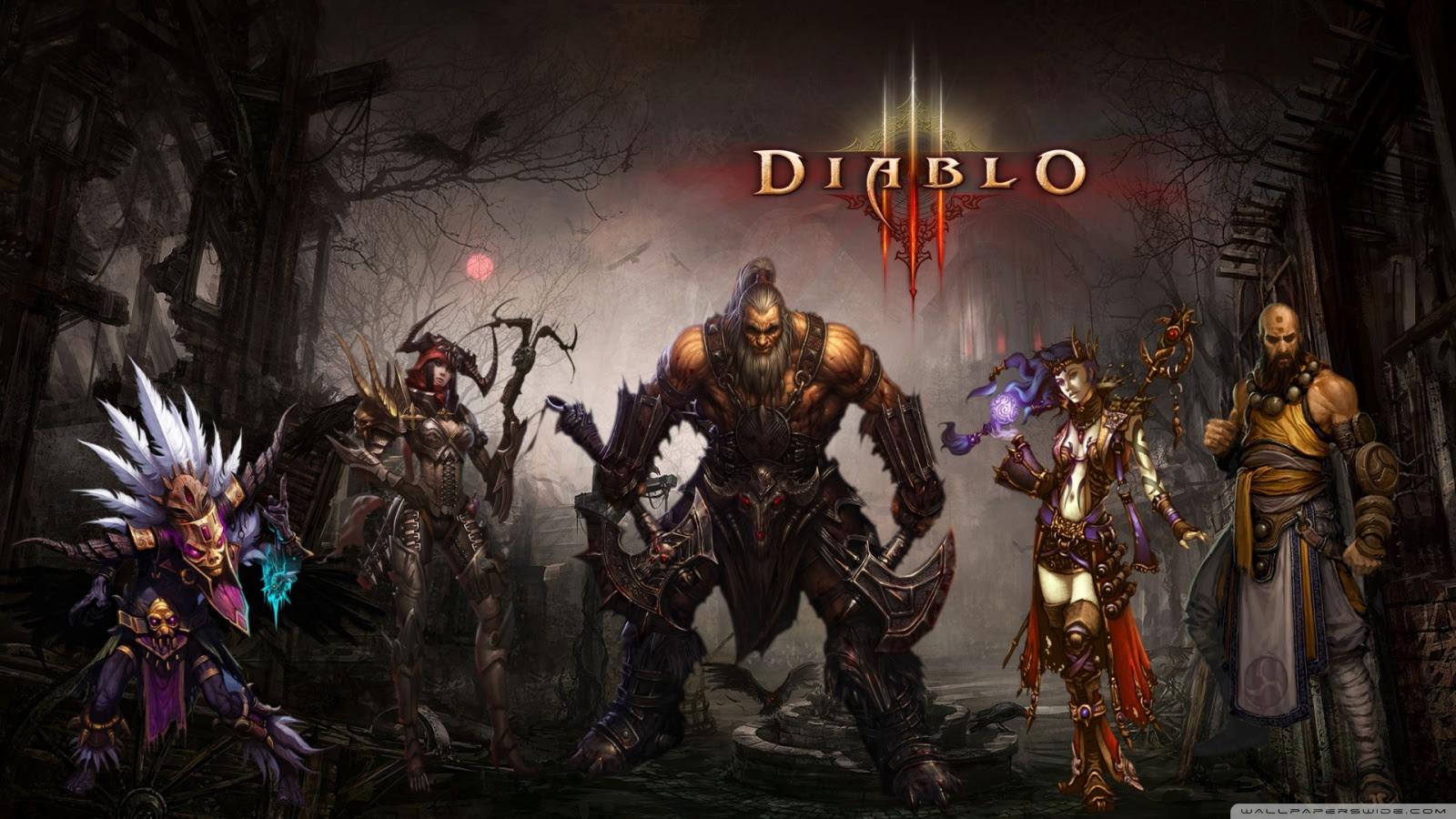 Diablo 3 The Wizard Hd Wallpaper Decor Di Design