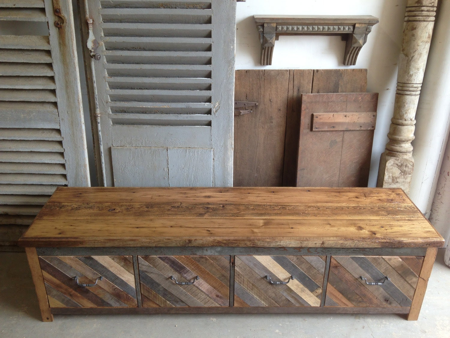 Popular items for mud room benches on Etsy