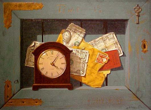 time is money, le temps c'est de l'argent