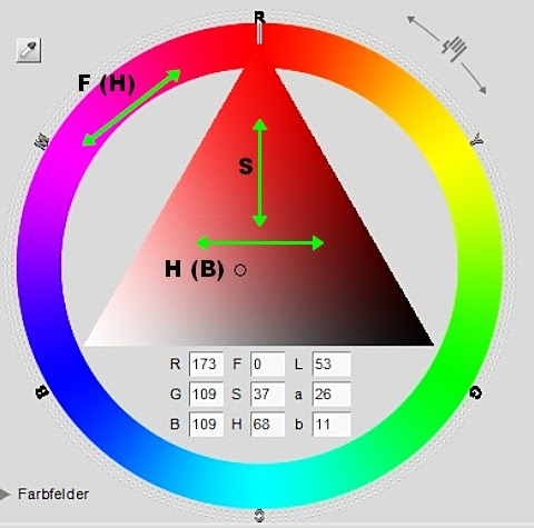 hsb color picker - Google Search