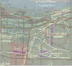 Sauk Trail Ainsworth Rd comparison