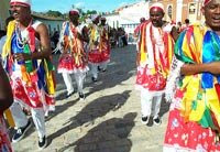 São Gonçalo - Folclore - Sergipe