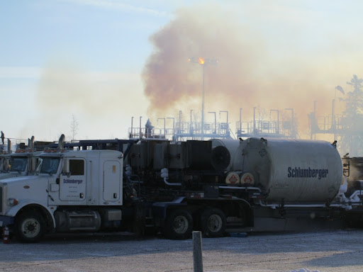Image result for frackingcanada schlumberger