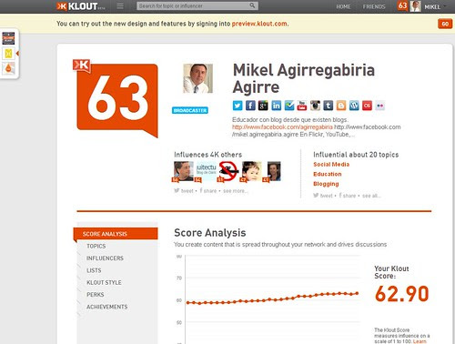 Klout 120904
