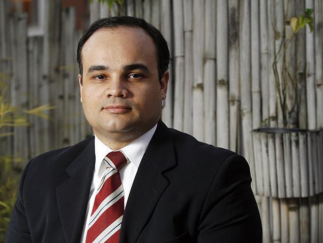 O juiz federal Jorge Costa, que cuidou do inquérito do mensalão na fase inicial