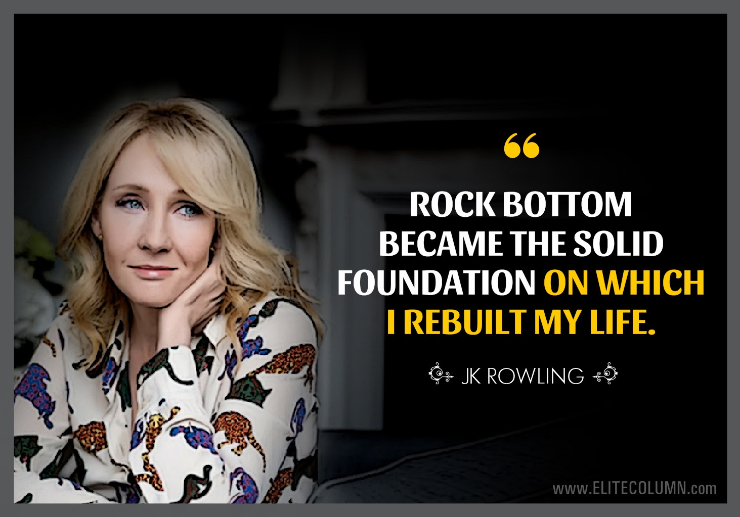 Jk Rowling Quotes 10 Elitecolumn