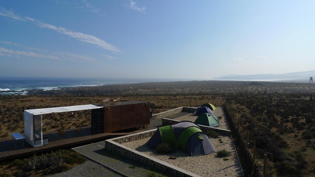 Refugio en Huentelauquén - Pablo Errázuriz