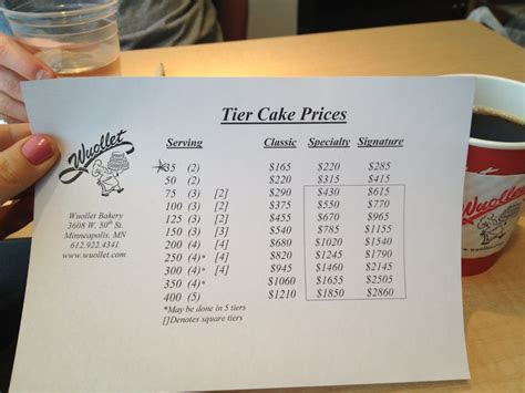 tier wedding cakes prices idea   bella wedding