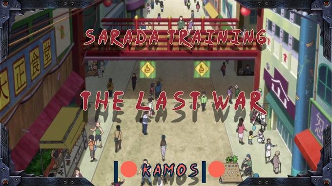 Sarada Training: The Last War [v1.8] [Kamos]