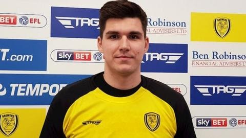 Tomáš Egert Won't Be Offered Burton Albion Contract