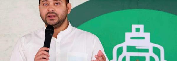 Tejashwi seeks to rankle Nitish, ends up getting ticked off